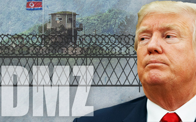 Trump cancels surprise visit to DMZ