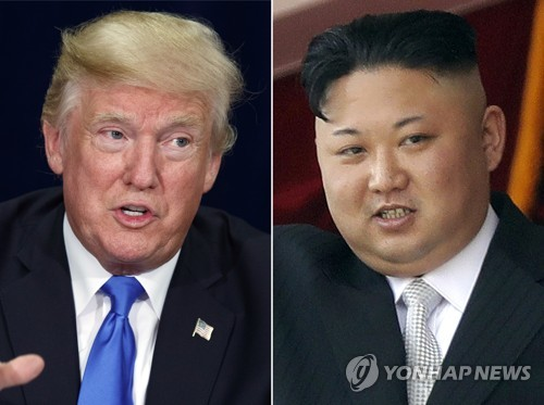 U.S. weekly Time shortlists Kim, Trump for Person of the Year