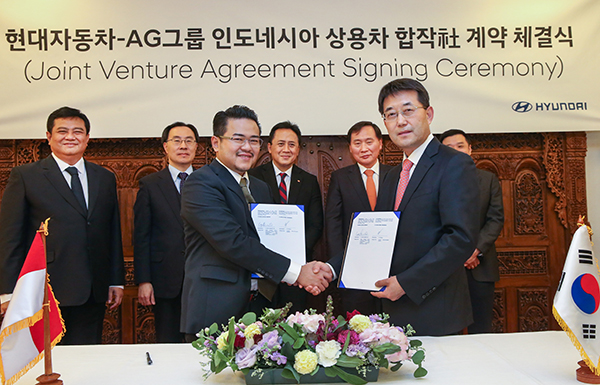 Hyundai Motor to set up joint venture in Indonesia to ...