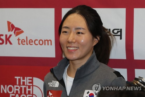 Speed skater Lee Sang-hwa chasing 3rd straight gold at PyeongChang 2018