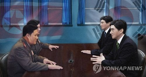 Two Koreas to continue discussions on details ahead of next week's high-level talks
