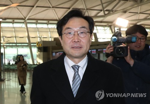 S. Korea's top nuke envoy mulls visit to U.S. as early as this week