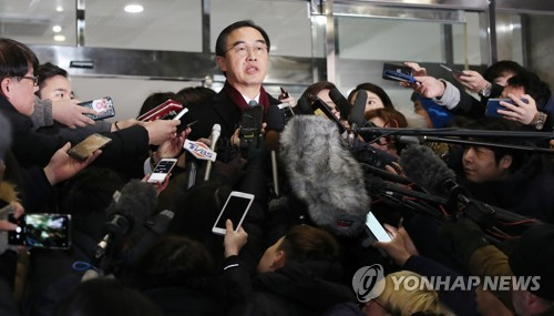 Two Koreas set to hold high-level talks on Winter Olympics, ties