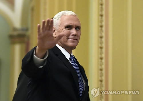 Pence credits Trump with enabling inter-Korean talks