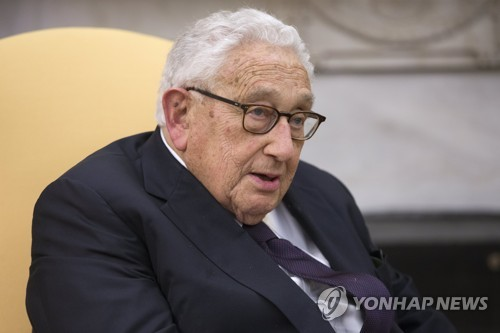 Kissinger rejects 'freeze-for-freeze' with N. Korea