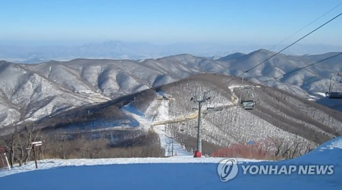 S. Korea to use chartered flight for ski training with N.K.