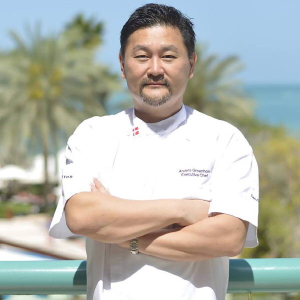 Chef Groenholm named New Executive Chef