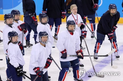 (Olympics) Uncertainty hangs over joint Korean hockey team as Olympic roster takes shape