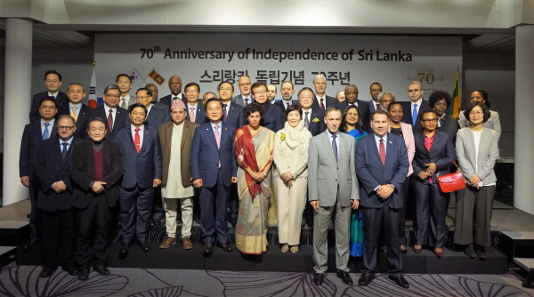 'We welcome steady progress in bilateral cooperation, Korean investment in Sri Lanka'