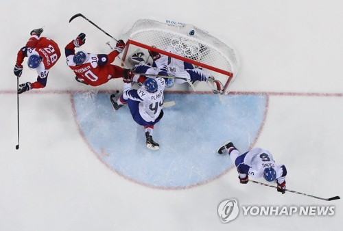 No one believed S. Korea could beat Czech Republic in hockey, except S. Korean players