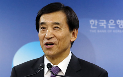BOK chief's reappointment a sign of bank's independence