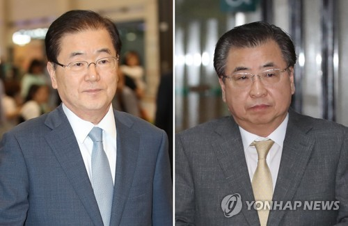 Moon to send top security adviser, intelligence chief as special envoys to Pyongyang