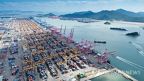 S. Korea's exports dip 3.4 pct in first 10 days of March