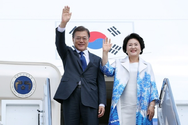 'President Moon Jae-in wants to lift ROK-VN partnership to next level'