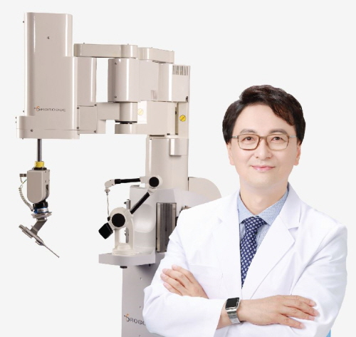 Sarang Plus Hospital operates Robotic Joint Surgical Training Center
