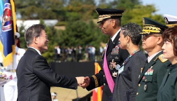 Gen. Brooks stands out for exceptional love for Korea, its people