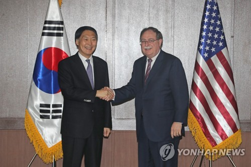 S. Korea, U.S. kick off 2nd round of military cost-sharing talks