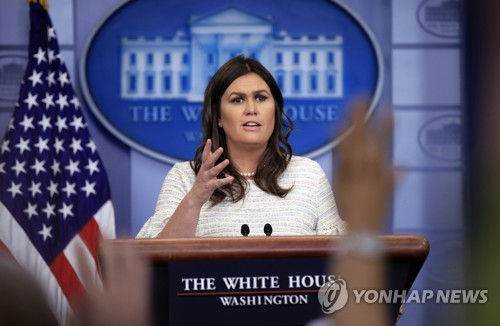 U.S. will not lift sanctions until N. Korea takes concrete steps to denuclearize: White House