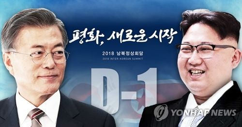Leaders to explore ways to improve inter-Korean ties at summit