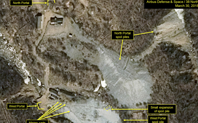 N. Korea has started dismantling nuclear test site: 38 North