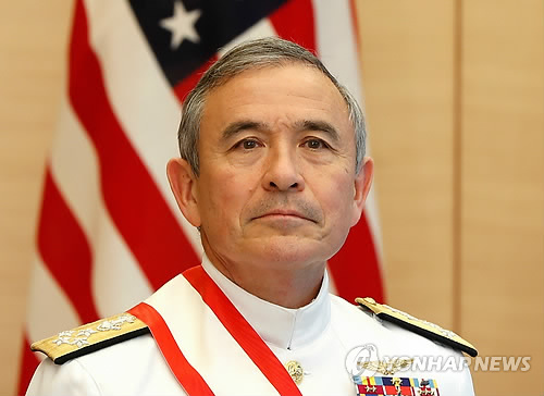 Trump names Harry Harris U.S. ambassador to S. Korea