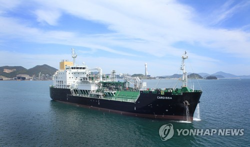 S. Korea to develop LNG bunkering technologies