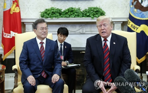 Trump says N. Korea summit may not happen June 12