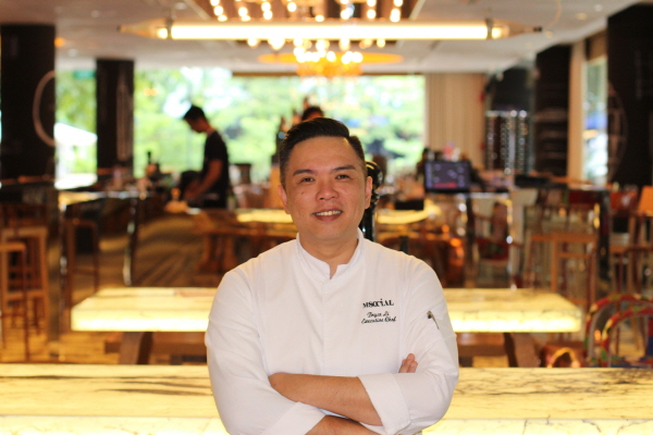 Guest Chef Puts Spotlight on Singapore at Cafe 395