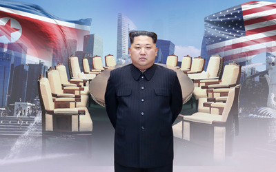 N. Korean leader expected to arrive in Singapore on Sunday: report