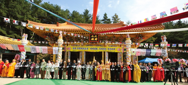 Ven. Hyangdeok plans another Grand Yeongsanjae Rite next year