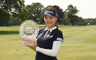 S. Korean Ryu So-yeon claims 6th career LPGA win