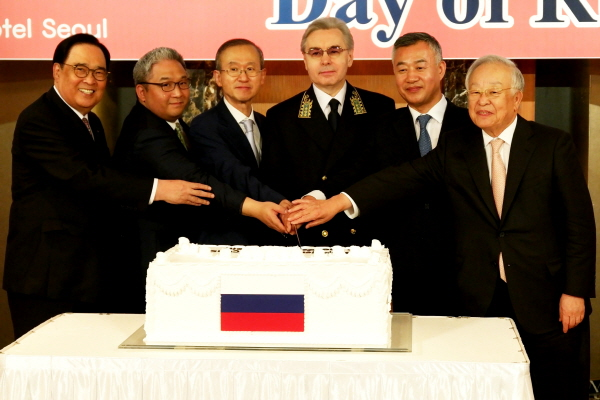 'Korea has become Russia's leading, most promising economic partner'