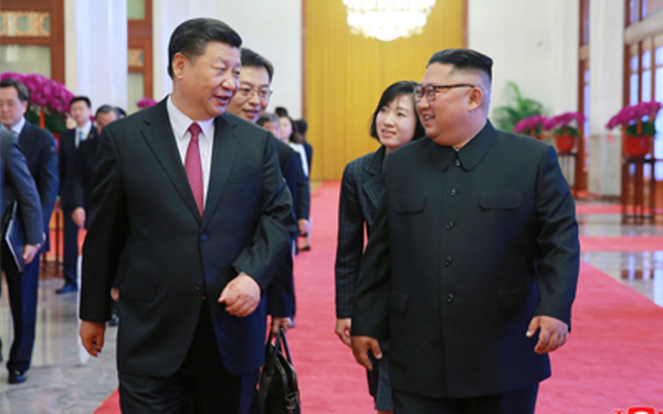 Kim, Xi discuss strengthening strategic, tactical cooperation: NK media