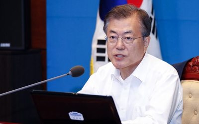 Gov't calls off scheduled meeting, prompting suspicions over whereabouts of Moon