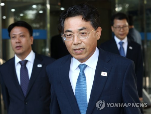 Koreas set to hold talks on cooperating to connect cross-border roads