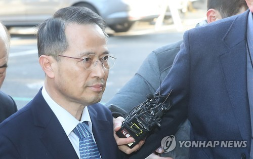 Ex-presidential aide detained for lying about Park's handling of Sewol ferry sinking