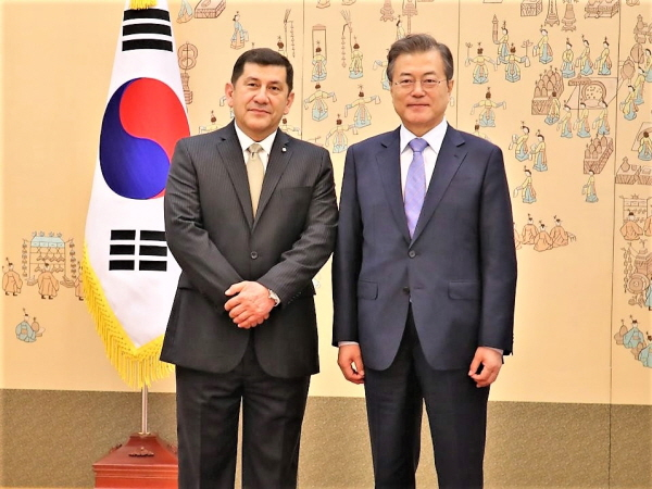 'Colombia is gateway for Korea to Latin American markets, a