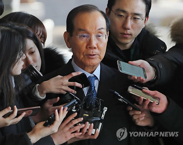 Ex-exec admits Samsung hoped for chairman's pardon when footing bill for firm linked to former President Lee