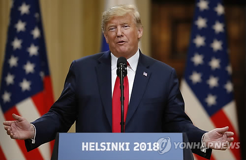 Trump: No time limit on N. Korea's denuclearization