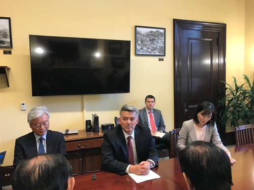 S. Korea, U.S. lawmakers discuss N. Korea, trade