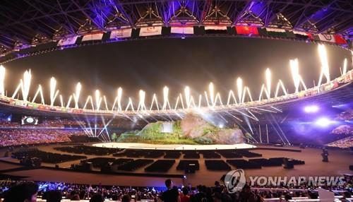 18th Asian Games open with ceremony highlighting Indonesian prowess