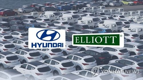 Elliott ups pressure on Hyundai Motor over overhaul plan