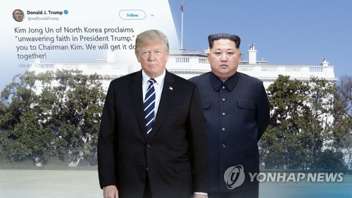 Trump received letter from Kim calling for 2nd summit: White House