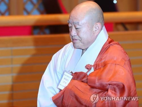 Ven. Wonjaeng tapped as new head of Jogye Order, Korea's largest Buddhist organization