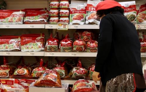Packaged kimchi maker sees sales jump amid high cabbage prices