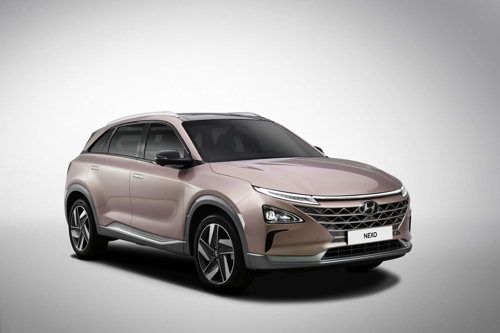 Hyundai to ship 5,000 hydrogen fuel cell cars to France by 2025