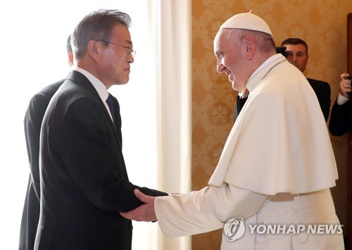 Pope Francis says he may visit Pyongyang following official invitation