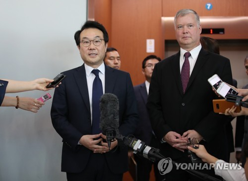 U.S. envoy for N. Korea to visit S. Korea next week