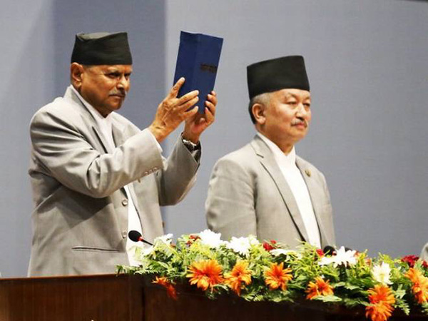 'After historical people's movement in 2006, Nepal became a Republic'