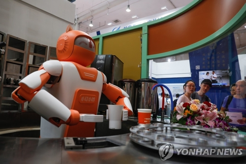 S. Korea must improve competitiveness in robotics amid growing Chinese challenge